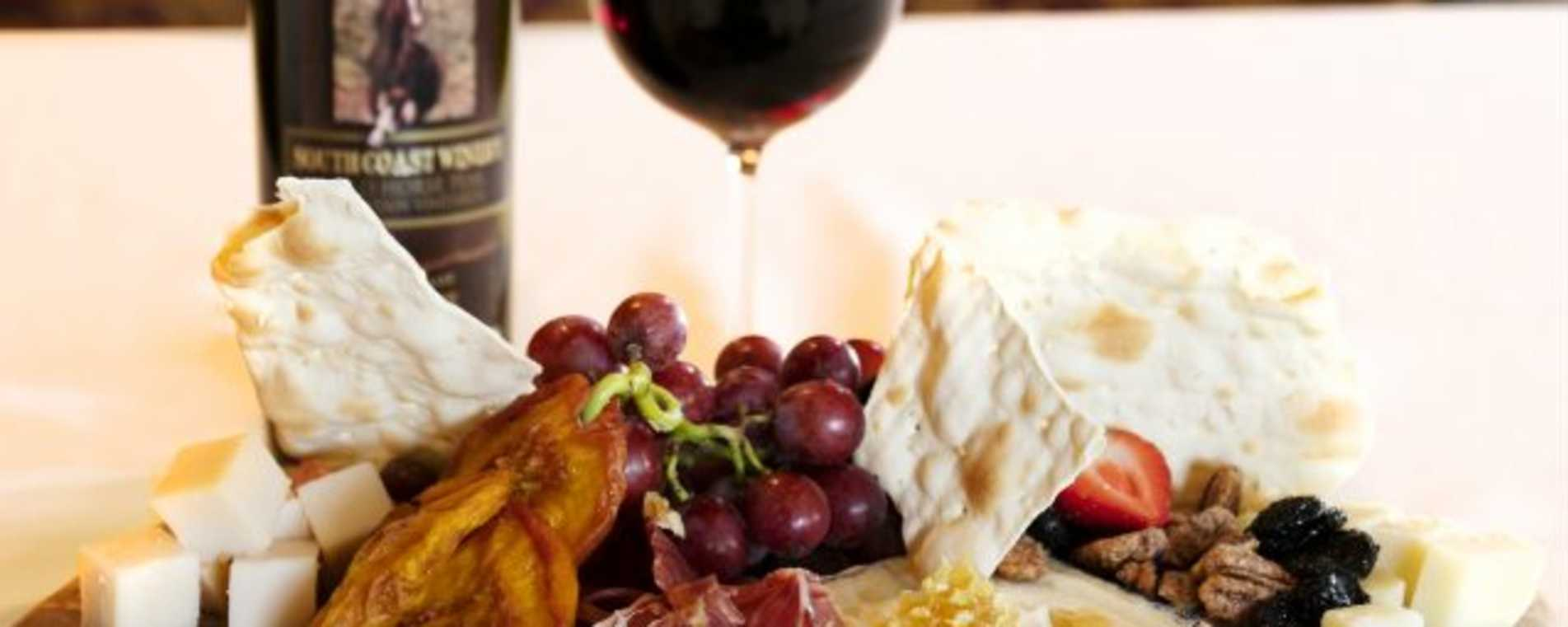 Wine and Dine Package