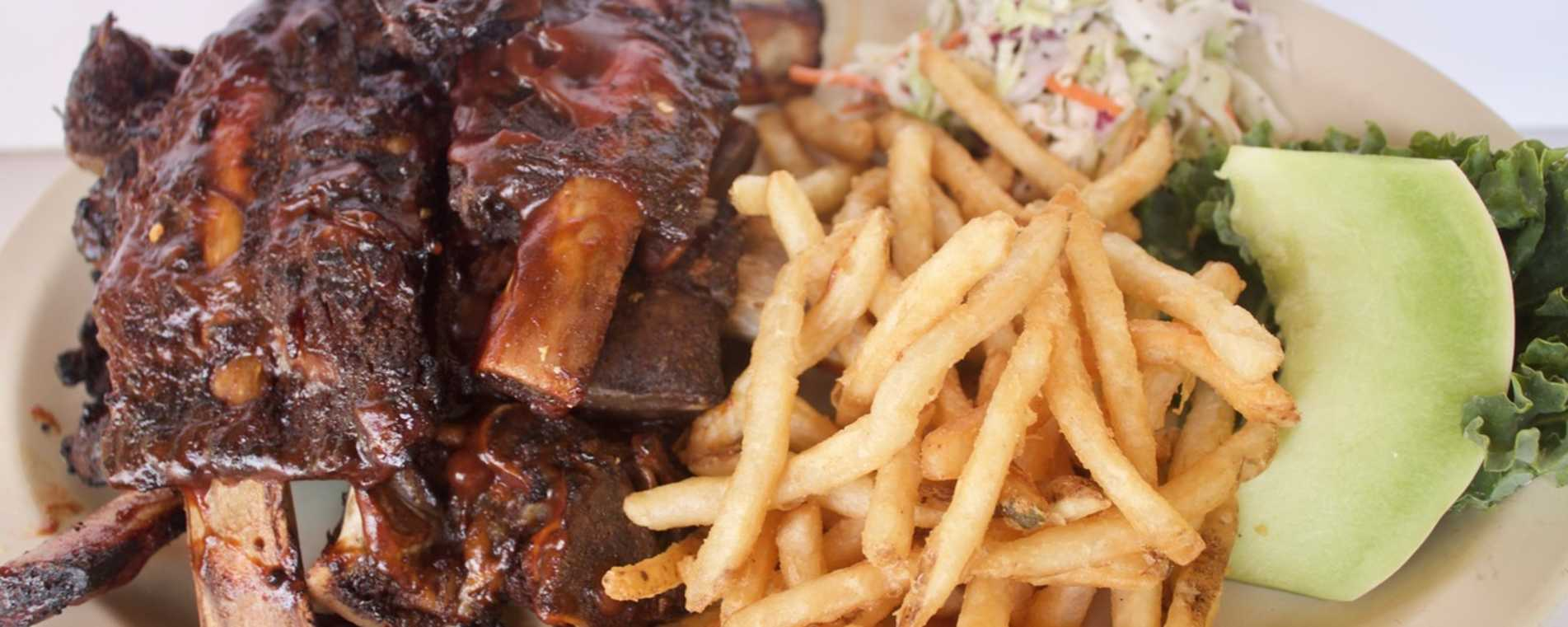 Texas Lil's Mesquite Grill Plate - Temecula