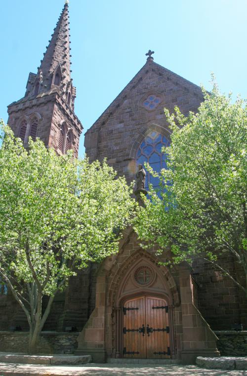 Saint Mary's Church Newport RI