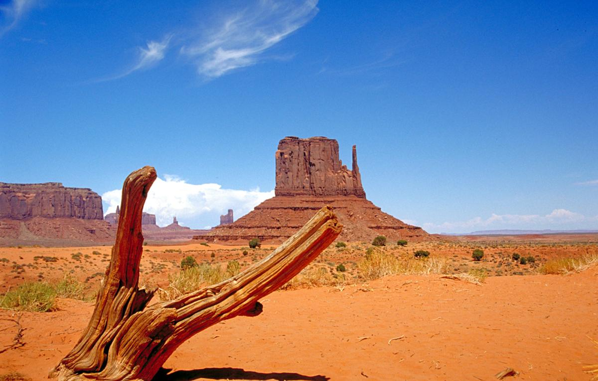 Come try your best John Wayne Impressions at Monument Valley