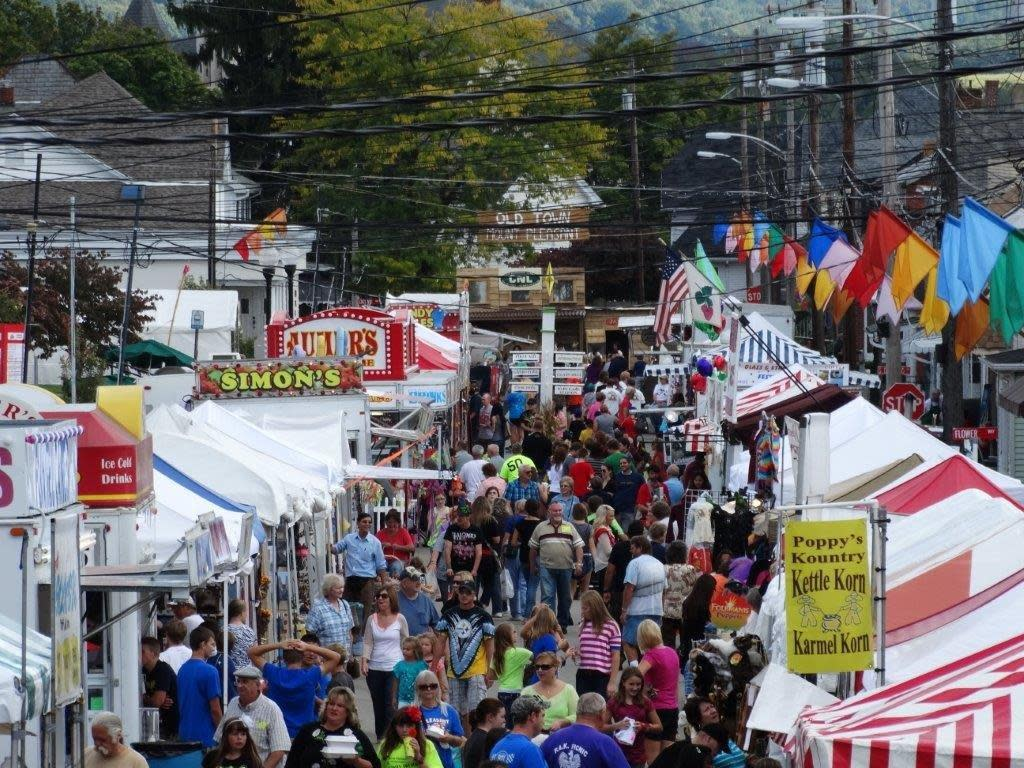 Mount Pleasant Glass and Ethnic Festival