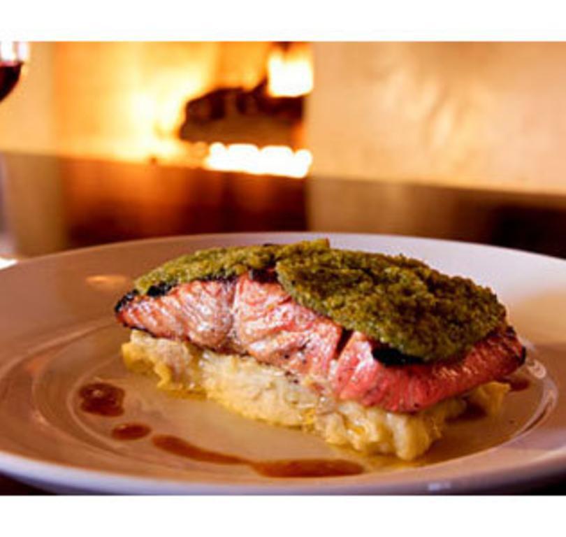 The Artesian Restaurant - Ojo Caliente Mineral Springs Resort & Spa