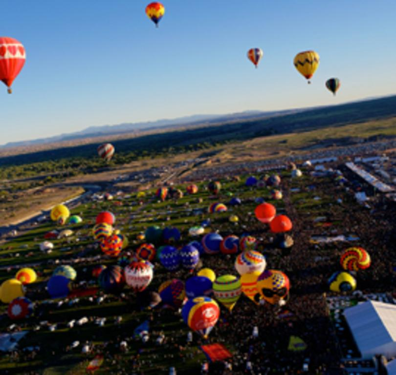 Balloon Fiesta Park - Multi-Use Sport Facility