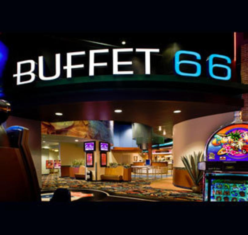 Buffet 66 - Route 66 Casino Hotel