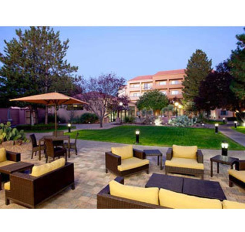 Courtyard by Marriott Albuquerque Airport