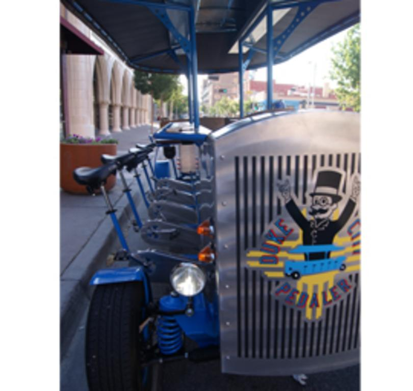 Duke City Pedaler