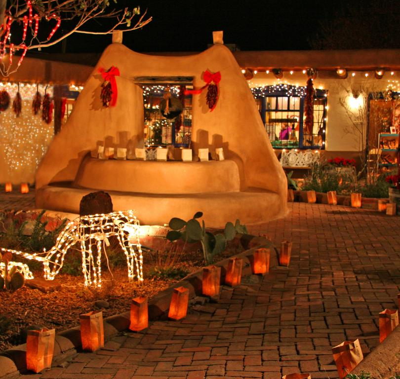 Albuquerque Annual Luminaria Tour @ Convention Center | Albuquerque | New Mexico | United States