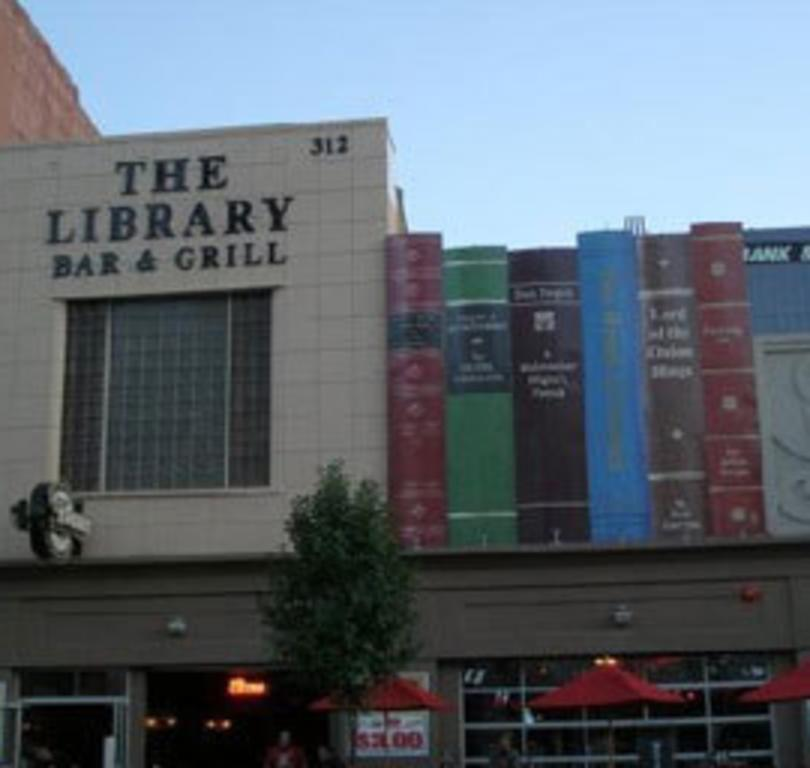 The Library Bar & Grill