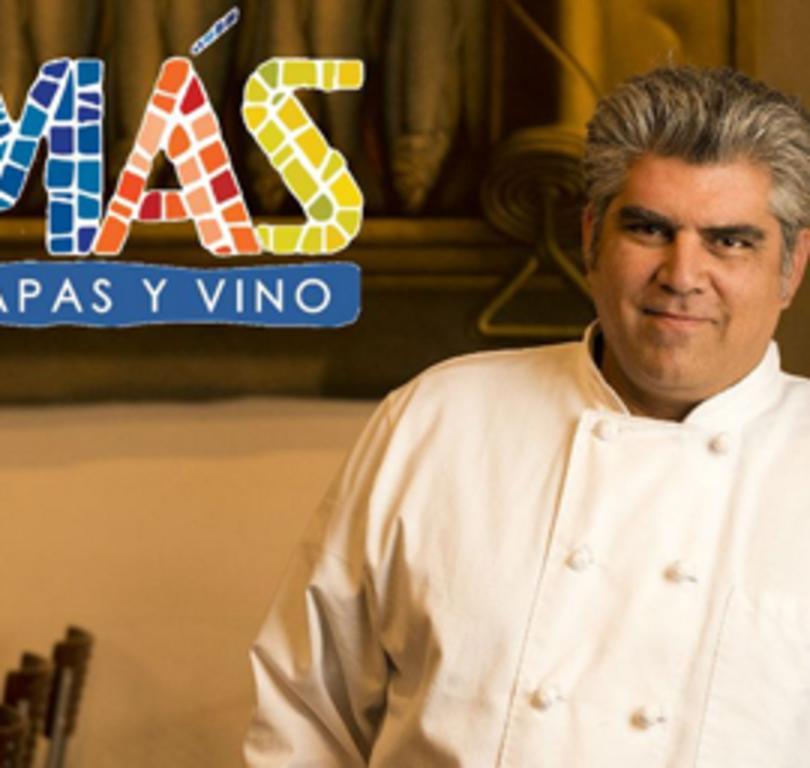 MÁS – Tapas y Vino at Hotel Andaluz
