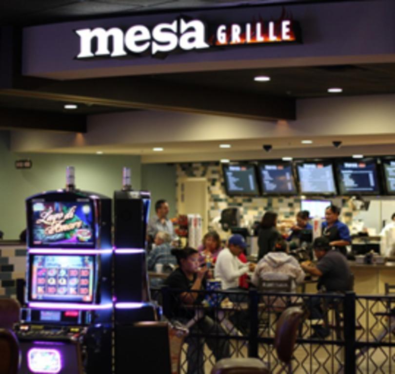 Mesa Grill - Santa Ana Star Casino