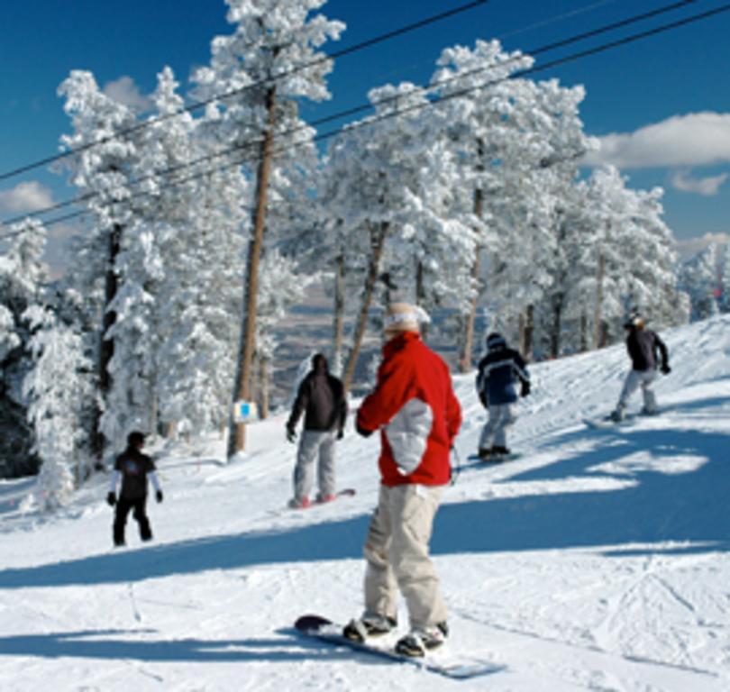 Sandia Peak Ski Area