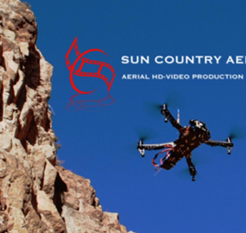 Sun Country Aerial