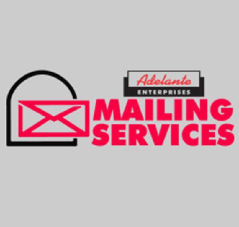 Adelante Mailing Service 1