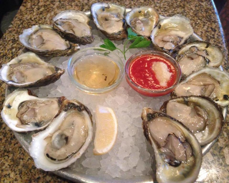 Thursday Oyster special
