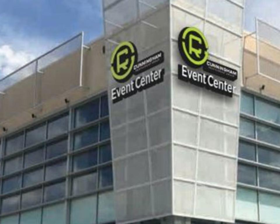 CRG Event Center Rendering