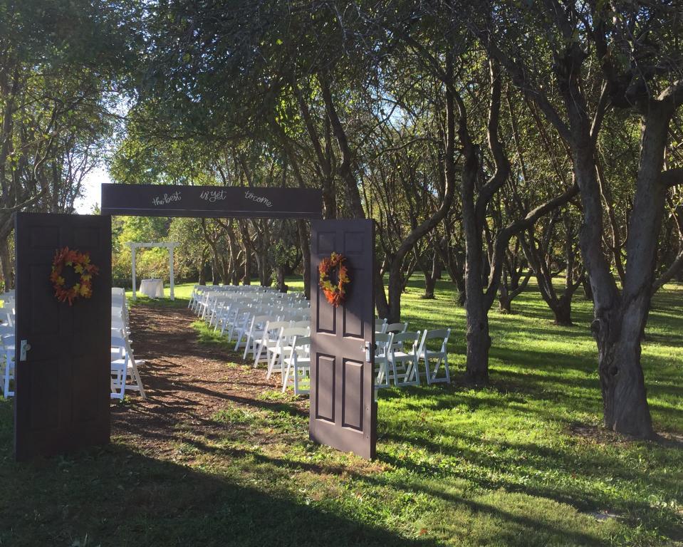 Doors to Ceremony