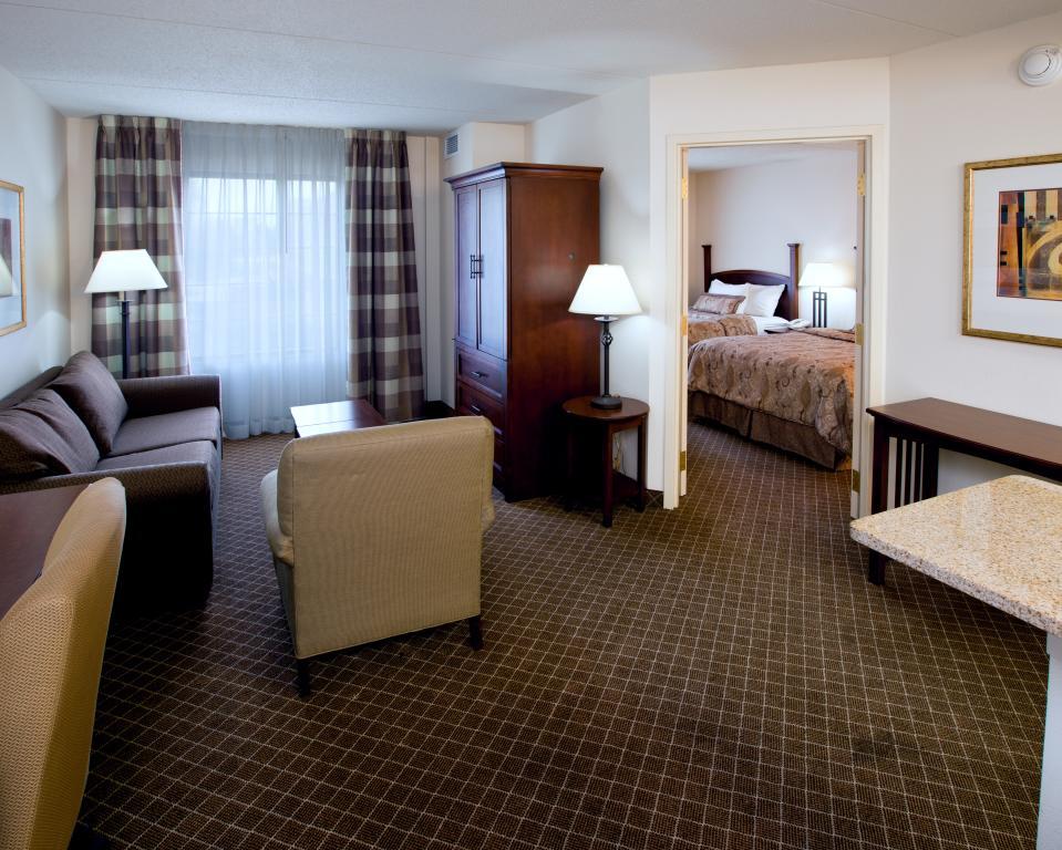 Staybridge room 1