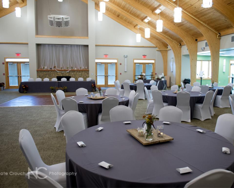Interior Pavilion