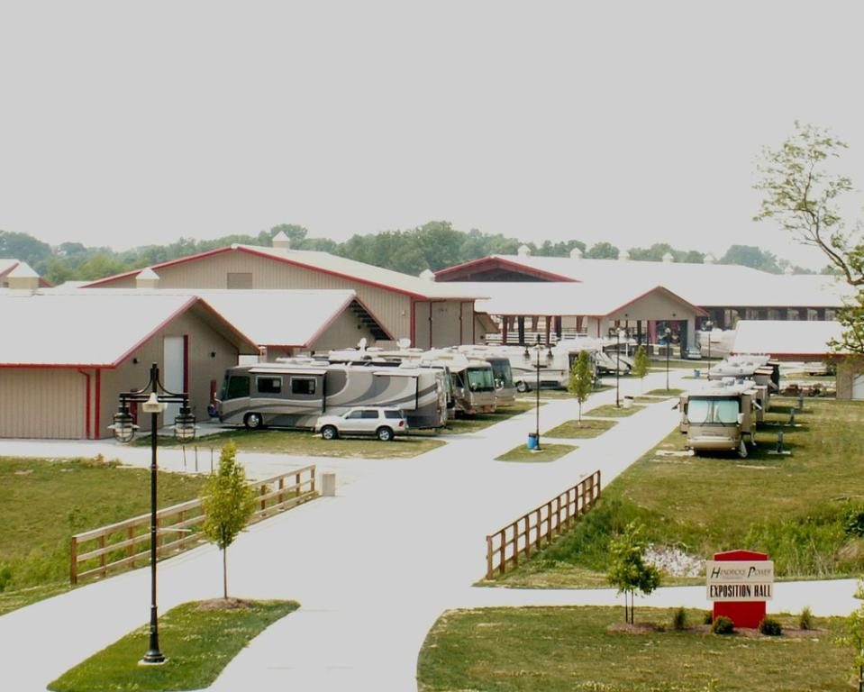 Hendricks County 4-H Fairgrounds and Conference Complex