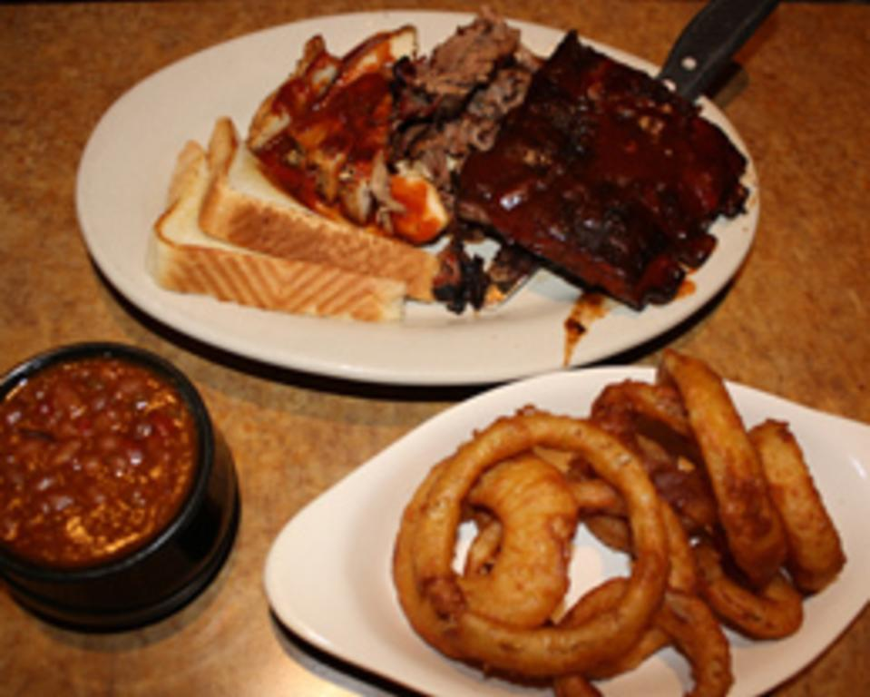 Pit Stop Barbeque & Grill