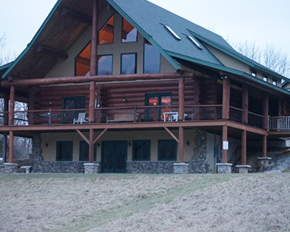The Cabin at Natural Valley Ranch