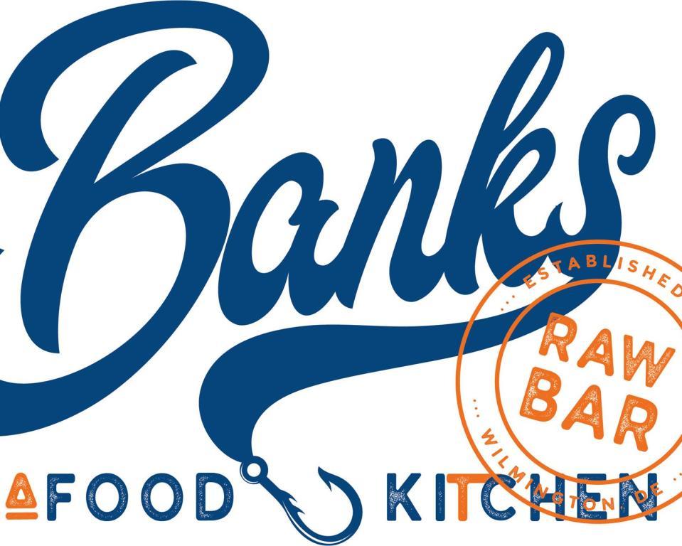 Bank's Seafood Logo