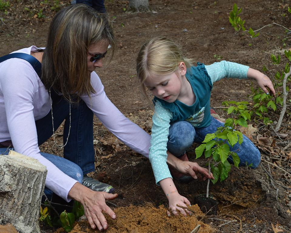 GSCB Arbor Day
