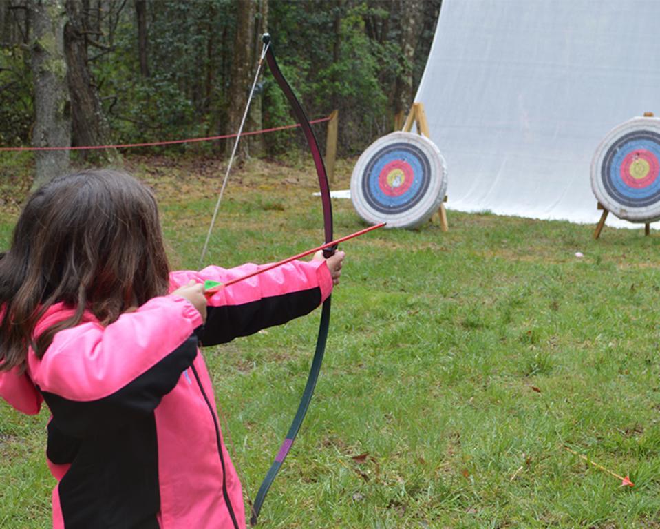 GSCB Archery at Camp Todd