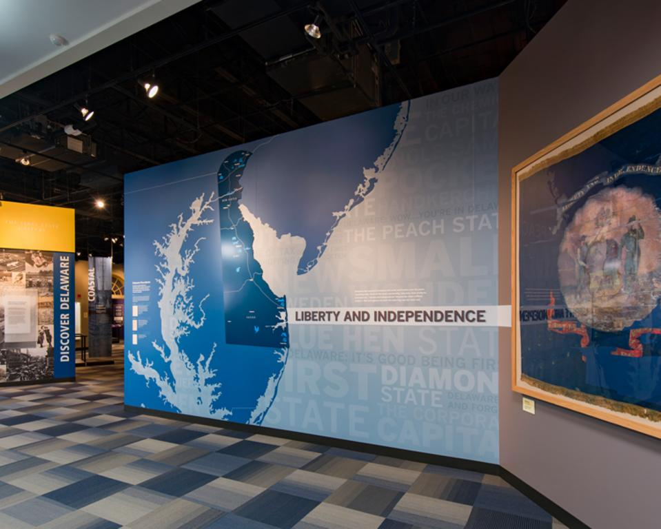 Delaware History Museum_Delaware: One State, Many Stories