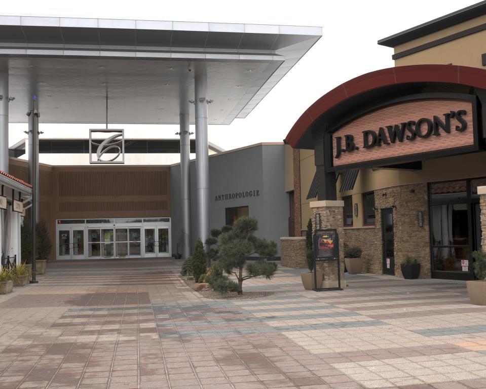 JB Dawson Entry