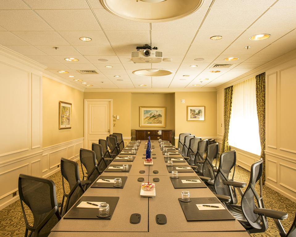 HOTEL DU PONT, Executive Conference Center, Odessa Meeting Room