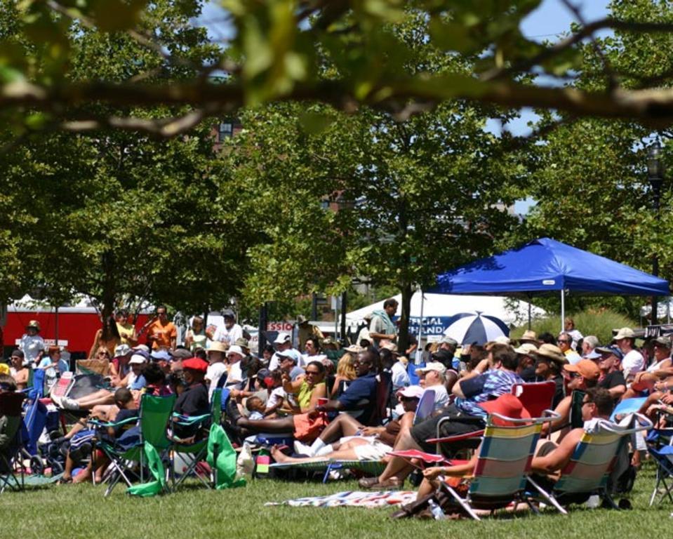 Riverfront Blues Festival - Wilmington, Delaware