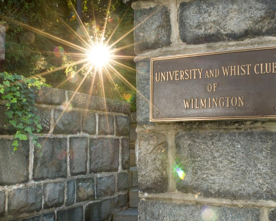 University and Whist Club Logo