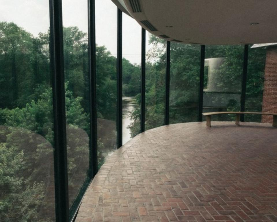 View from the atrium
