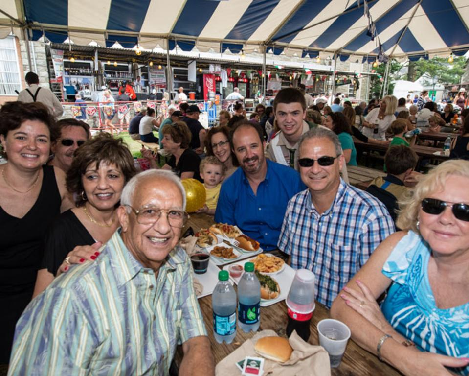 St. Anthony's Italian Festival Wilmington Delaware