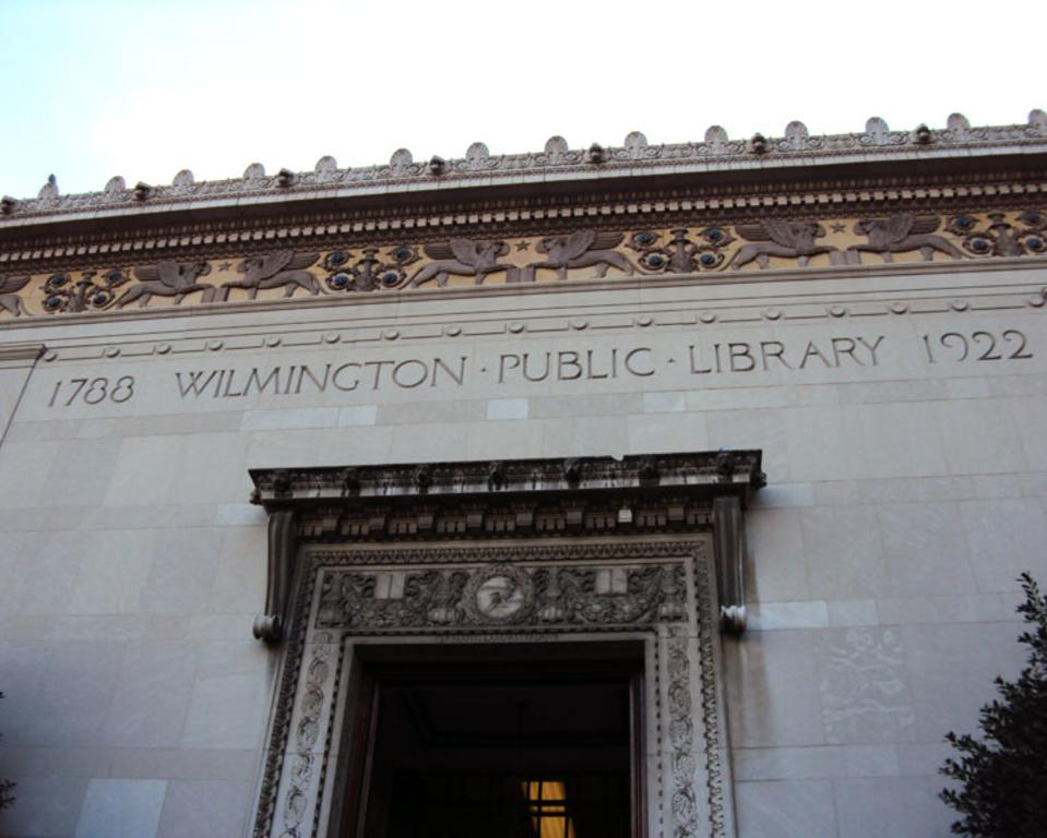 Wilmington Institute Library