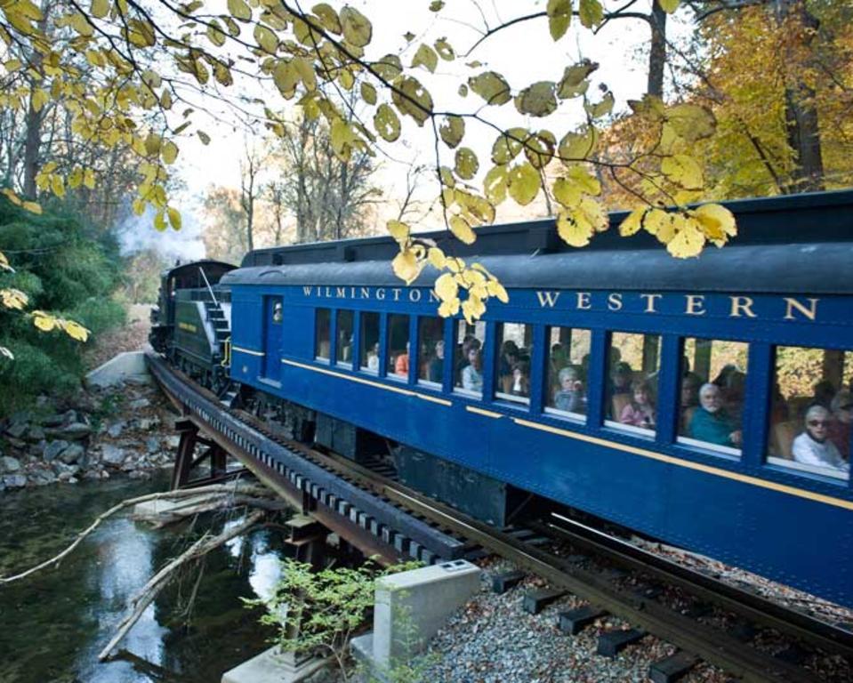 Wilmington & Western Railroad Wilmington Delaware