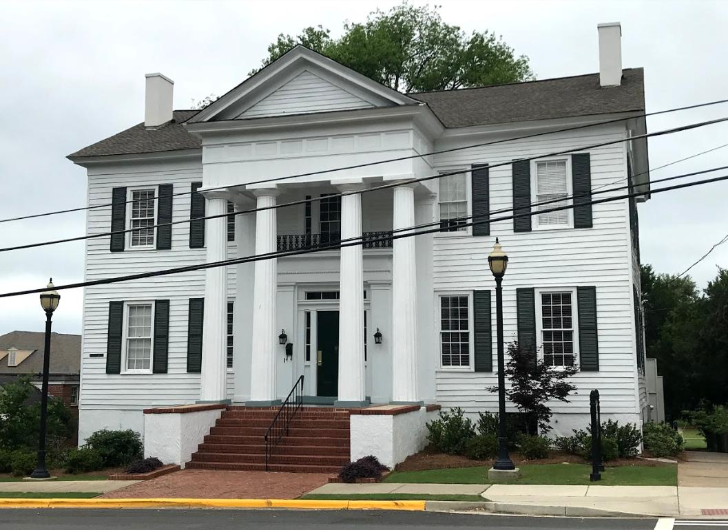 Newell Watts House