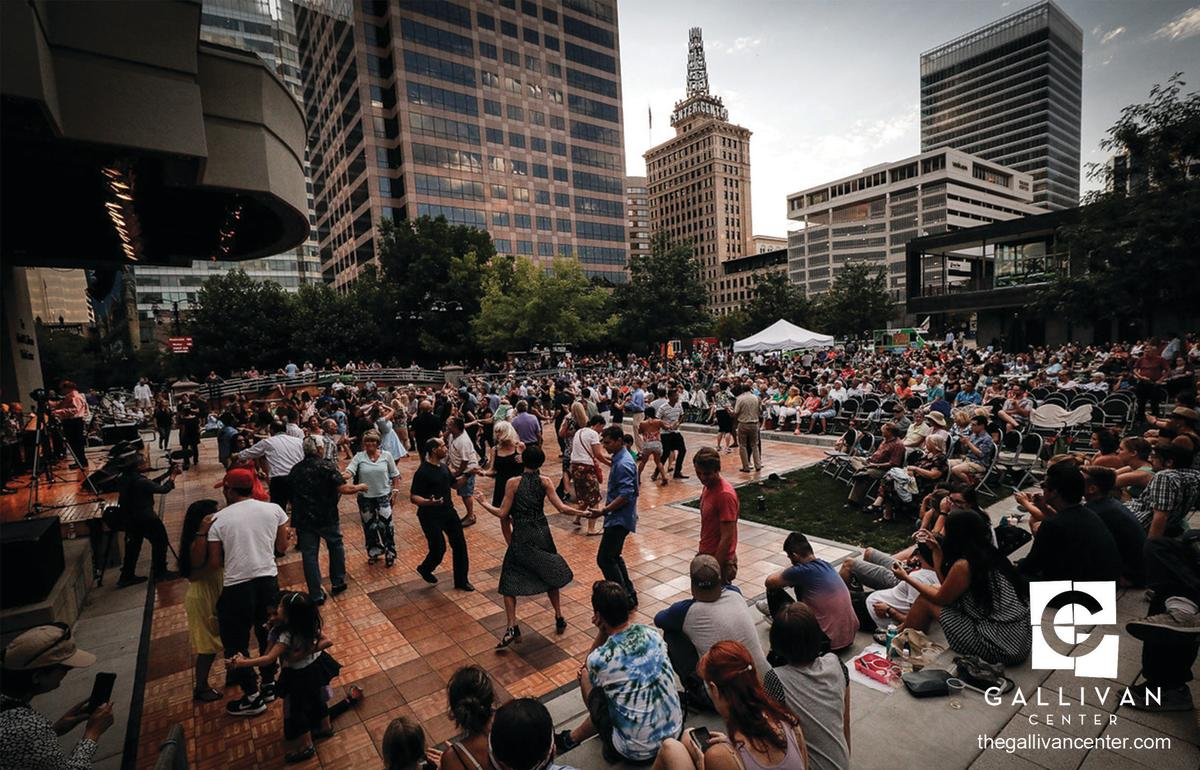 Big Band Dance Night at The Gallivan
