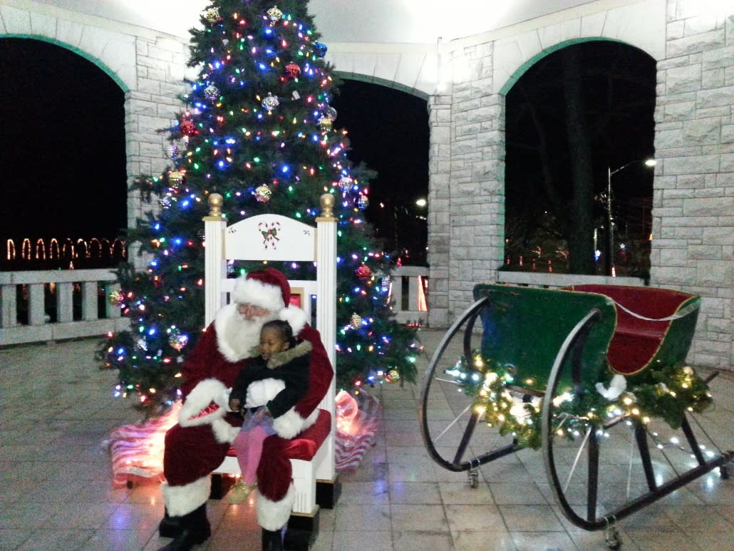 Christmas at Chilhowee