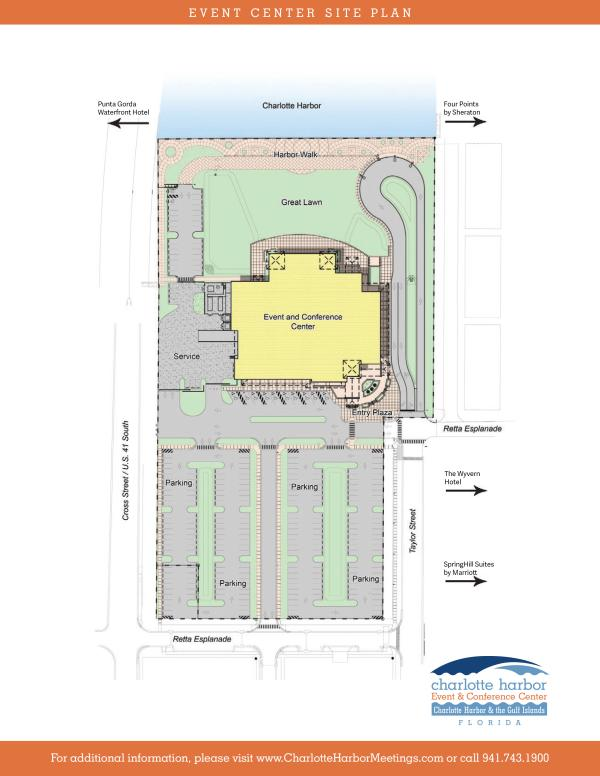 CHECC Site Plan