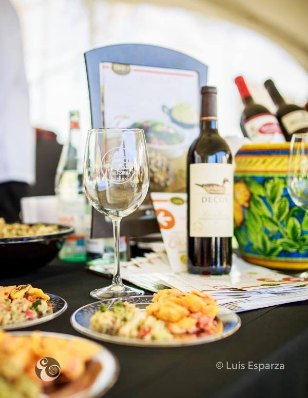 Huntington Beach California Food and Wine Festival
