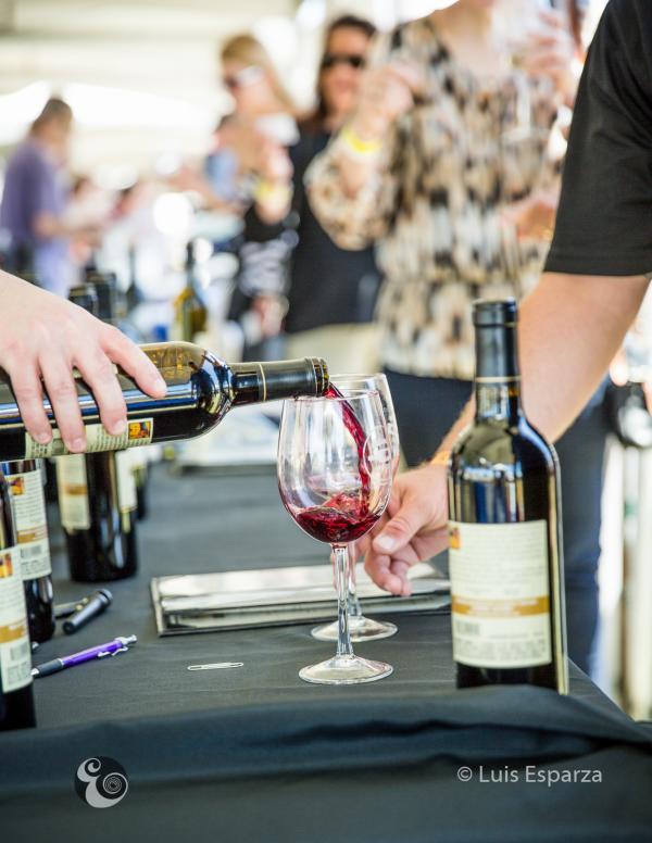 California Wine and Food Festival in Huntington Beach