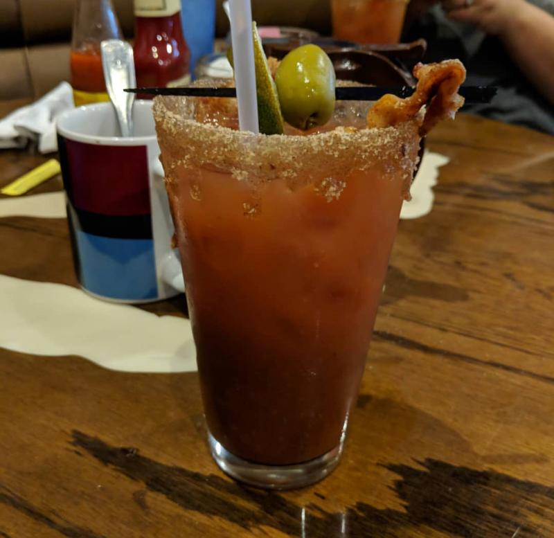Hair of the Dog Bloody Mary