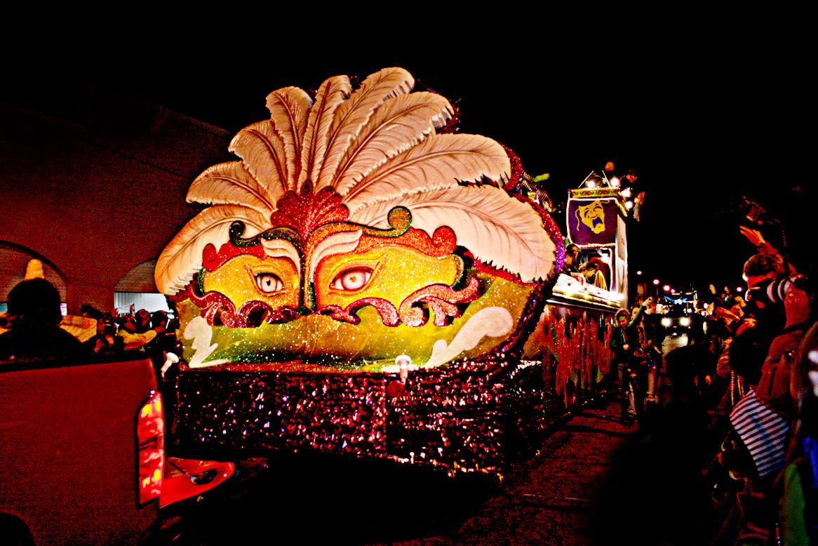 Mardi Gras of Southeast Texas Float