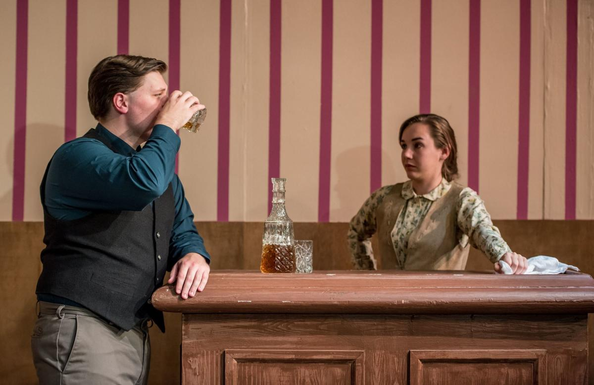 The Man Who Shot Liberty Valance ends its run at DCP Theatre this Saturday