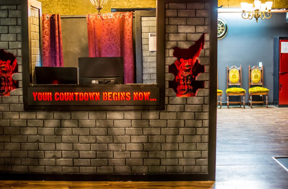 countdown escape
