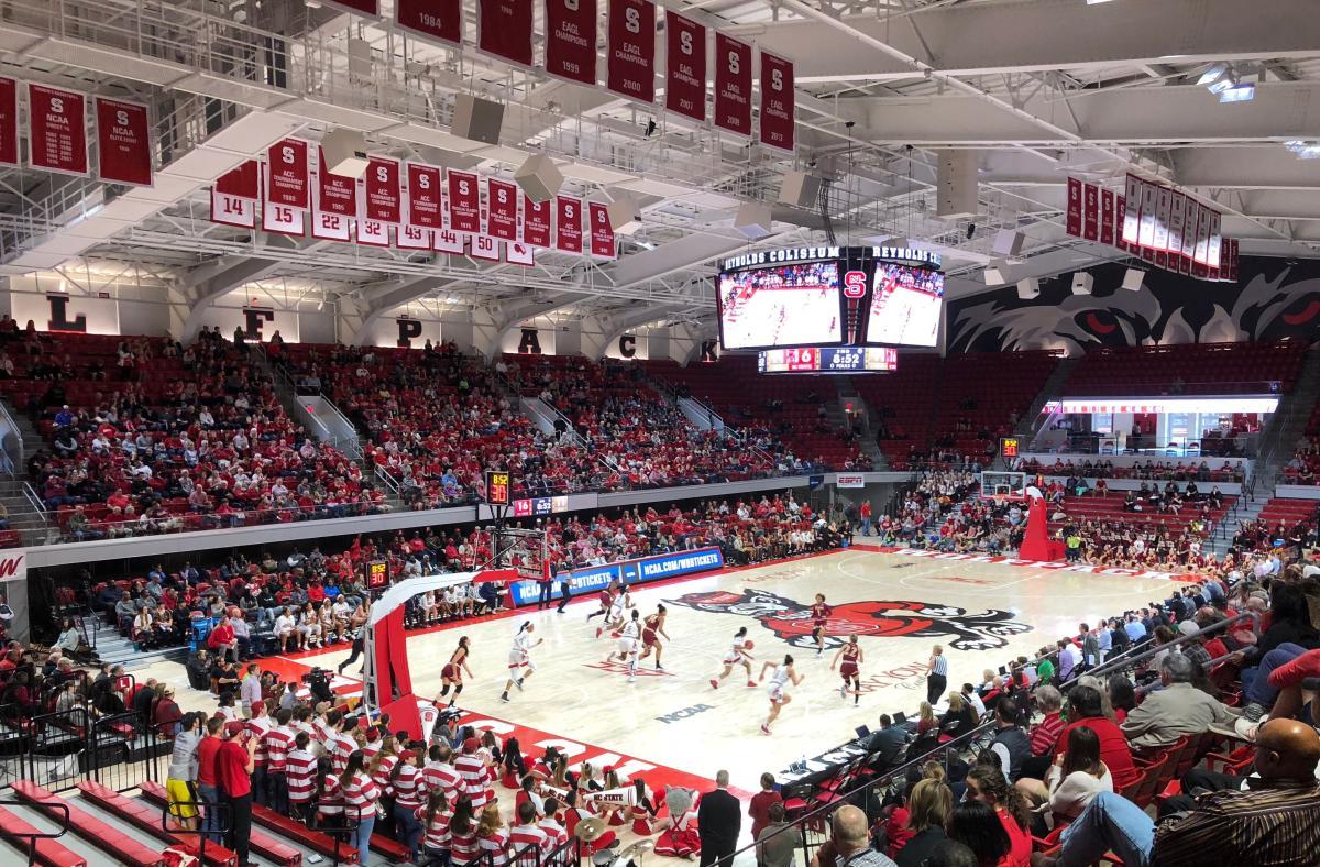 2018 NCAA Women's Basketball 1st Round