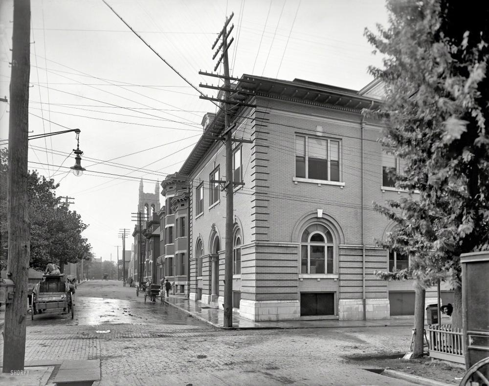 Cumberland Club Circa 1905 photo credit Shorpy.com