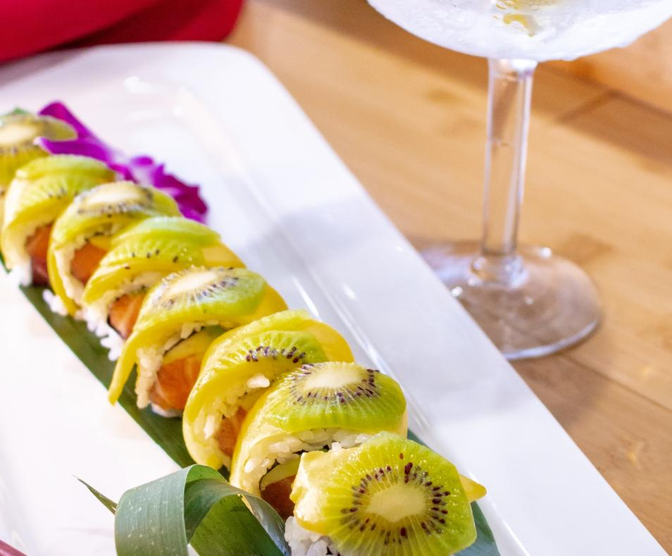 Domo Sushi Tropical and Sashimi